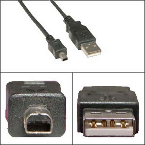 Kabel Usb To Mini Usb 4pin computer cables usb cables 2 0 usb a to mini b 4 pin