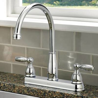 Types Of Faucets Kitchen Kitchen Faucets At The Home Depot