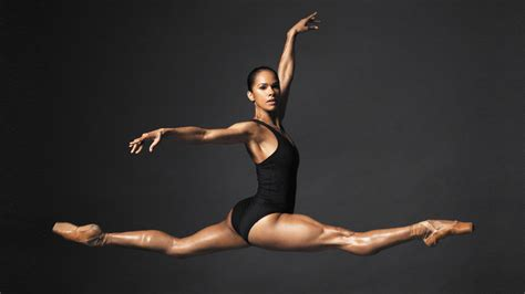 ballerina body dancing and 4 exercises to steal from misty copeland for a strong ballerina body health