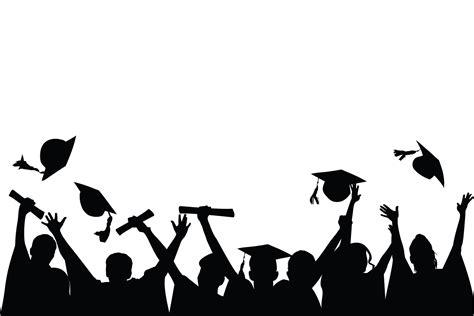 Siluet Wisuda Graduation Shioulette graduation clipart shadow pencil and in color graduation clipart shadow