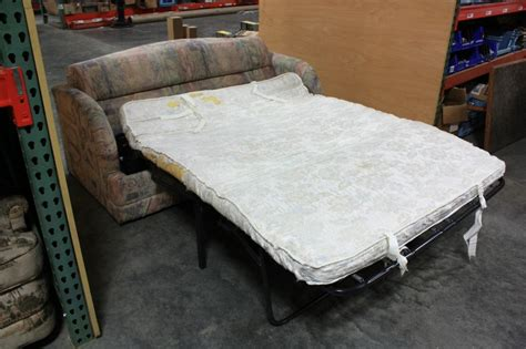 used pull out couch rv furniture used rv cloth pull out sleeper sofa motorhome