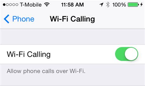 tmobile wifi calling apk apple activates wi fi calling for t mobile iphones with ios 8 beta