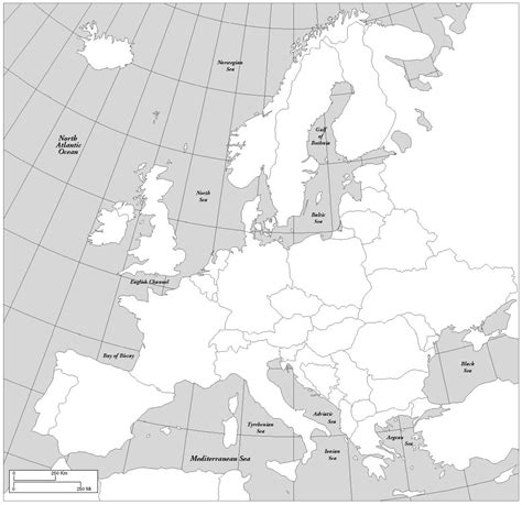 blank map of central europe index of europe images