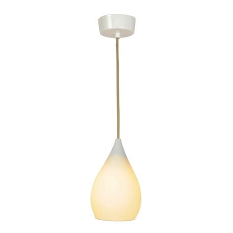 Drop Pendant Light Drop One Small Pendant Light Gloss Or Matt Finish