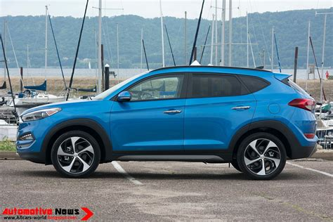 2016 Hyundai Tucson Configurations by Automotive News 2016 Hyundai Tucson Review