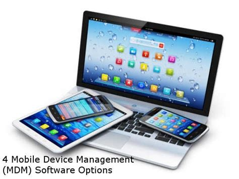 mobile device software mobile device management mdm software for small business