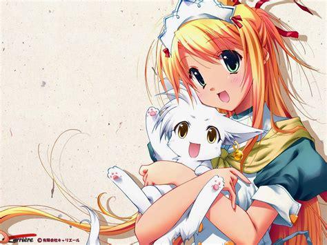 anime girl kawaii wallpaper jpg wallpapers bouglle gallery
