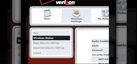 verizon internet router password reset how to change a wireless network name verizon s fios
