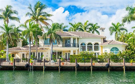 luxury homes ft lauderdale luxury waterfront estate home 146 nurmi drive fort