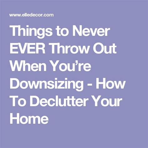 25 best ideas about declutter your home on