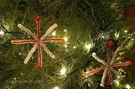 easy christmas crafts for kids homemade snowflake