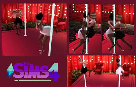 pole dance and twerking the sims 4 animation https