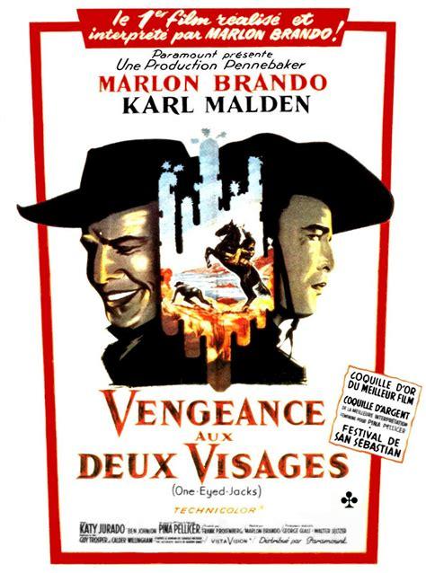 film cowboy la vengeance la vengeance aux deux visages film 1961 senscritique