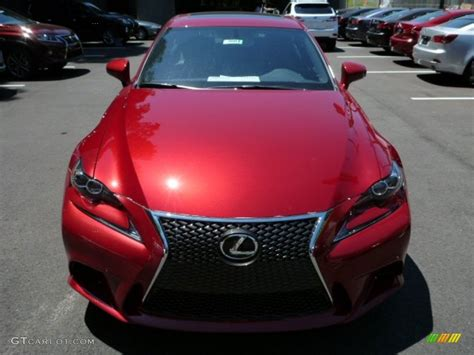 red lexus lexus is 250 2014 red www pixshark com images