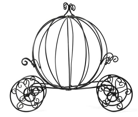 Outline Of A Carriage by A Carriage Coloring Pages