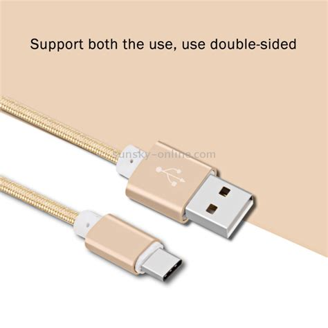 Promo Samsung S8 Cable Sync And Charge Usb Type C Original T1910 1 sunsky woven style metal usb 3 1 type c to usb 2 0