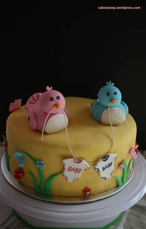 bird baby shower cake cake decorating cake st