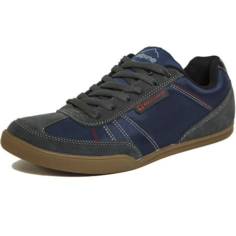 mens casual sneaker alpine swiss marco mens casual shoes sporty lace up jean