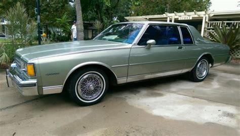 2 Door Caprice For Sale 1985 chevrolet caprice classic coupe 2 door 5 0l classic chevrolet caprice 1985 for sale