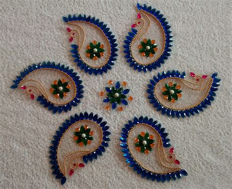 festive home decor home decor festive kundan rangoli ikrs 002 best