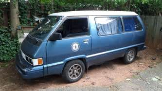 Toyota Vans For Sale 1985 Toyota Le Wagon For Sale Photos Technical