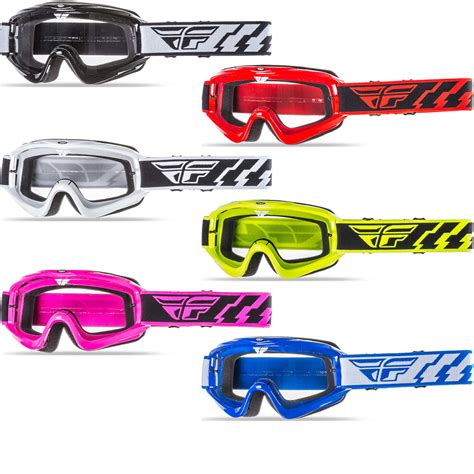 Fly Racing 2017 Focus Youth Motocross Goggles Motocross