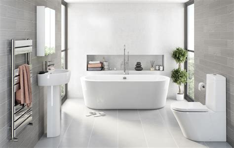 grey bathroom ideas victoriaplumcom