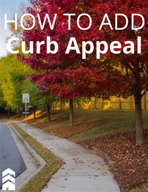 how to add curb appeal buyer seller handouts virginia realtors 174