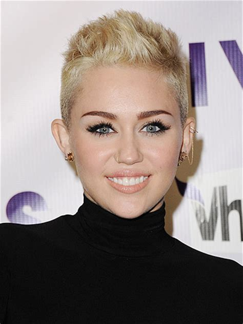 Miley Cyrus Hairstyle by Hairstyles Miley Cyrus Best Hairstyles