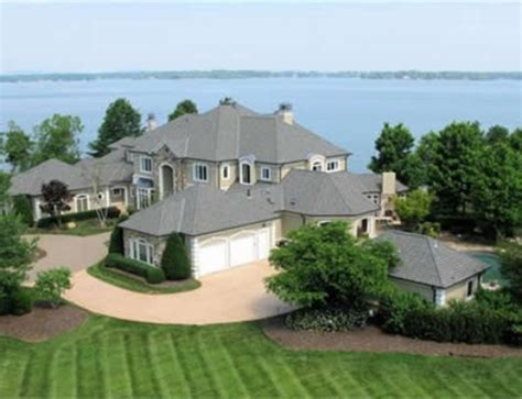 norman shores waterfront homes on lake norman