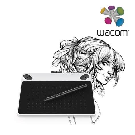 wacom ctl 490 b0 c draw pen small white umart au