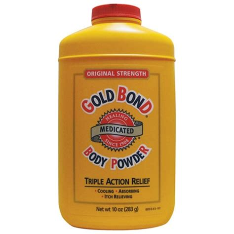 Cool Office Supplies by Gold Bond Medicated Powder At Healthykin Com