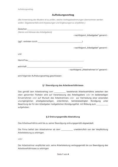 arbeitsvertrag muster arbeitsvertraege mit rechtshinweisen