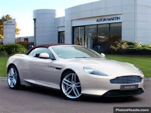Used Aston Martin Db9 Volante For Sale Used Aston Martin Db9 Volante 5 9 V12 For Sale What Car