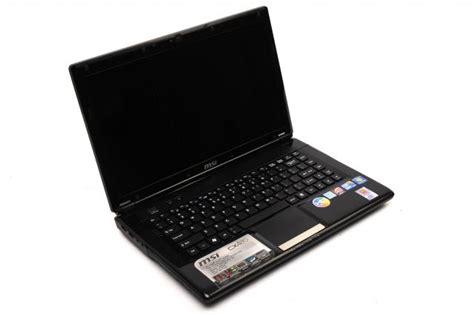 Kipas Laptop Msi Cx420 msi cx420 notebookcheck net external reviews