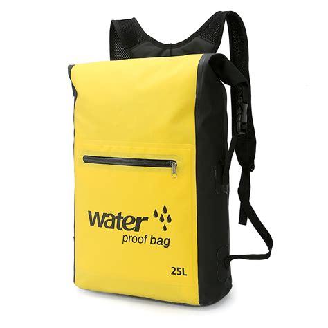 Safebag Outdoor Drifting Waterproof Bag pellor 25l waterproof backpack bag for outdoor drifting rafting boating canoeing kayaking