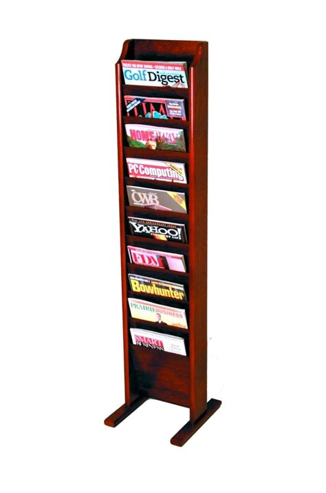 Book Standart Magazine Standing For The Coffee Issue 8 free standing magazine rack well done stuff