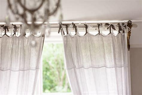 Tie Top Curtains Tie Top Curtains Uk Home Design Ideas