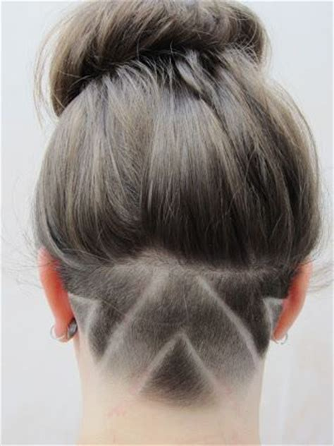 nape hair images on women nape undercut hairstyle women with medium short hair