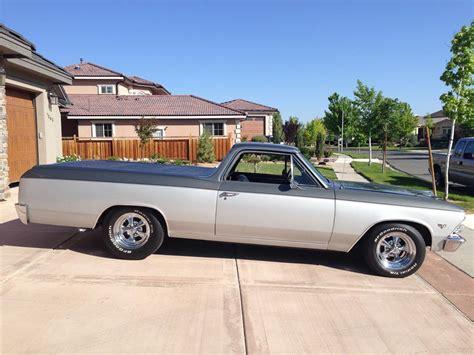 1966 el camino 1966 chevrolet el camino custom 174565