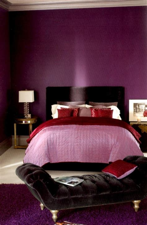 deep purple bedroom home ideas 2016 15 romantic purple bedroom design ideas decoration love