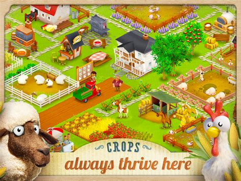 hayday for android hay day screenshot