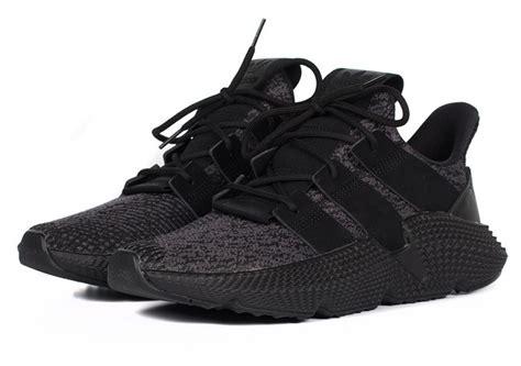 Sepatu Adidas Prophere Black take a closer look at the adidas prophere black
