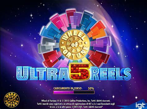 wheel  fortune ultra  reels slot machine  play  wheel  fortune ultra  reels
