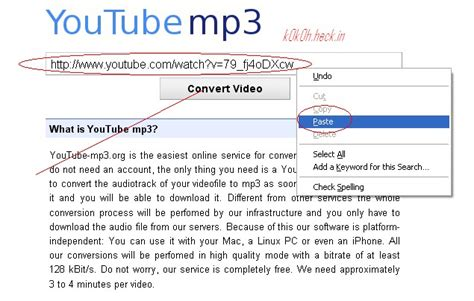 cara membuat youtube menjadi mp3 cara download video youtube menjadi mp3 belajar komputer