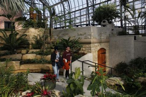 Omaha Gardens by In The Lower Levelof The Conservatory Picture Of