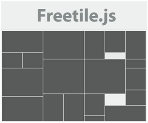 layout in js freetile jquery layout plugin jquery plugins