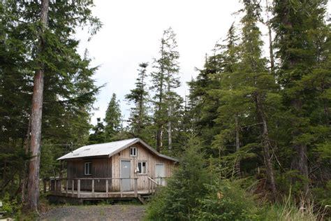 coffman cove alaska vacation cabin rental on prince of