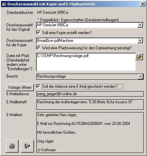 Mahnung Für Mehrere Rechnungen Muster Jj Software Bestellverwaltung Bestellen Bestell
