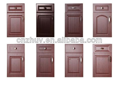 mdf kitchen cabinet doors classic pvc mdf cabinet doors made in china view pvc mdf
